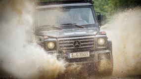 Mercedes G 350d Professional - priorytetem off-road!