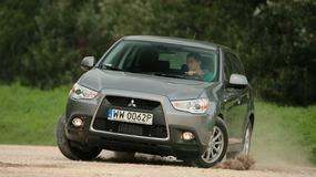 Mitsubishi ASX: 4x4 + 150 KM = SUV