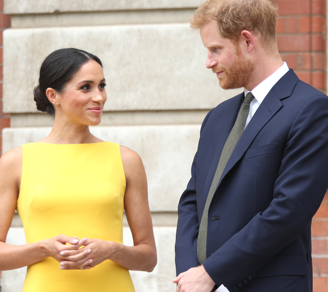 Index - Külföld - Kipakolták Harry herceg és Meghan cuccait a királyi luxusvillából