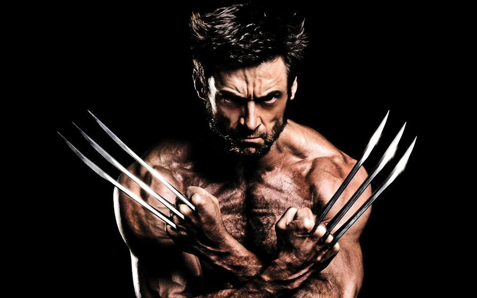 "Hugh Jackman w filmie ""X-Men"""