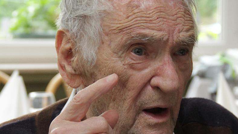 Szepesi fogja kapni az MLSZ életműdíját / Fotó: RAS-archív