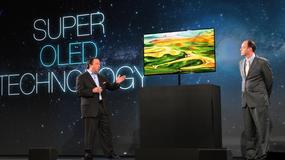 Rozpoznawanie gestów, poleceń głosowych i twarzy użytkownika - Samsung przedstawia Super OLED TV