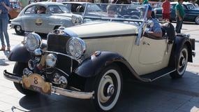 Autonostalgia 2015: ponad 30 Mercedesów pod jedną gwiazdą