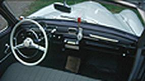 Mercedes-benz 180 - Ponton wypłynął na drogi