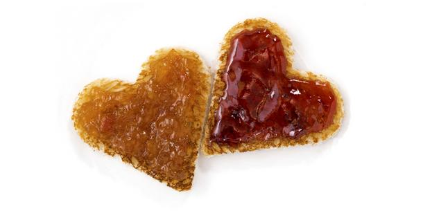 Przez żoładek do serca, czyli dietetyczna chemia miłości