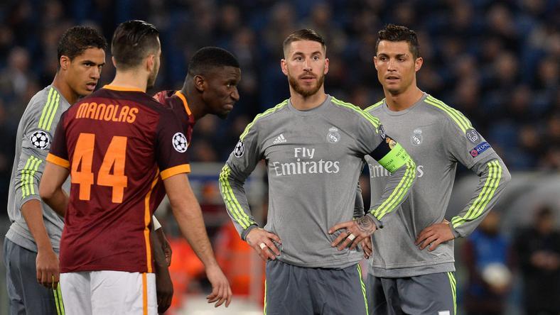 Ramos(b) és Ronaldo is besokalt, elhagyhatják a Realt /Fotó: AFP
