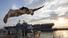 Amerykańscy żołnierze w morzach i oceanach na świecie [GALERIA]