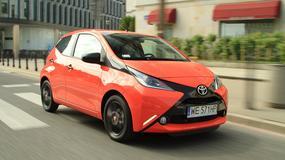 Toyota Aygo 1.0 VVT-i: Precz z nudą w mieście