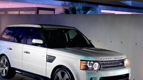 Range Rover Sport – mocniejsze silniki w odmłodzonej terenówce