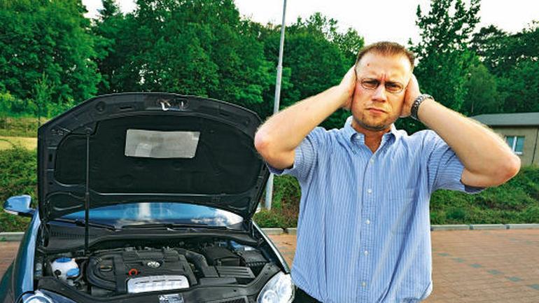 Problemy z silnikiem 1,4 l Twincharge TSI Volkswagena
