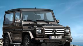 Następne luksusowe edycje Mercedesa Klasy G