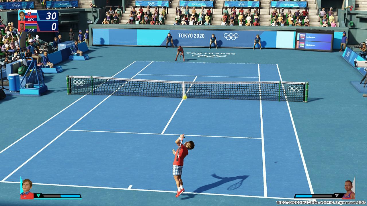 Tenis patrí k tým zábavnejším športom v hre.
