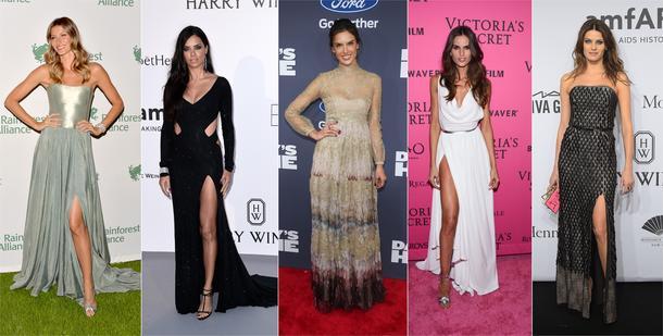 Karnawałowe piękności. Brazylijskie modelki rządzą światem mody