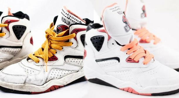 Wosh Wosh i buty jak nowe!