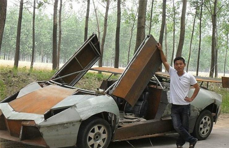 Najgorsze Repliki Samochod 243 W Moto