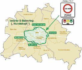 Zielone strefy w niemieckich miastach (pełna informacja dla Polaków)