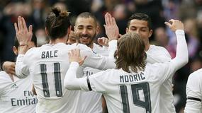 Zwycięstwo Realu Madryt okupione kontuzjami Karima Benzemy i Garetha Bale'a