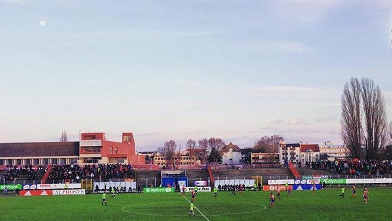 Illovszky stadion is új lesz /Fotó: Instagram