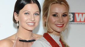 Anna Lewandowska w długiej sukni czy Ewa Bilan-Stoch w nietypowej stylizacji - która wypadła lepiej na Gali Mistrzów Sportu?