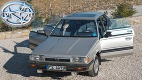 Subaru Leone/seria L 1.8 - (nie)zapomniany