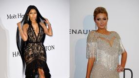 Cannes 2017: Paris Hilton i Nicki Minaj, która z nich prezentowała się lepiej?
