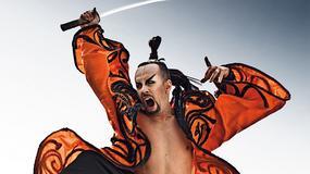 Nergal jako samuraj