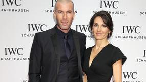 Zinedine Zidane ma piękną żonę