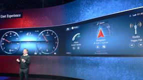 Komputer w samochodzie, czyli nowy kokpit Mercedesa