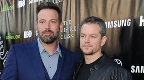 Matt Damon i Ben Affleck wyprodukują serial
