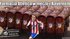 Atletico Madryt pierwszym finalistą LM. Memy po meczu z Bayernem