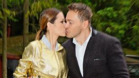 Zakochana Paulina Sykut-Jeżyna z mężem