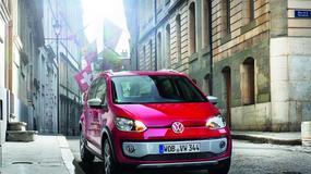 VW Cross Up! - miejski góral z Bratysławy