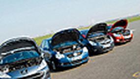 Fabia kontra Corsa, 207 i Polo - Nowa szansa Czechów
