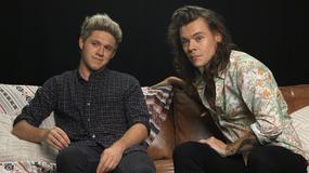 Ekskluzywny wywiad z One Direction 16 października w Onecie