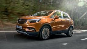Opel Mokka X 1.6 CDTI 4x4 - lider miejskich crossoverów