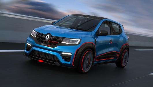 Renault Kwid Racer – na miejską nudę