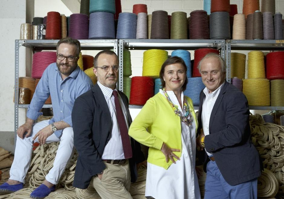 Rodzina Castañer, fot. Leon Forado / Süddeutsche Zeitung