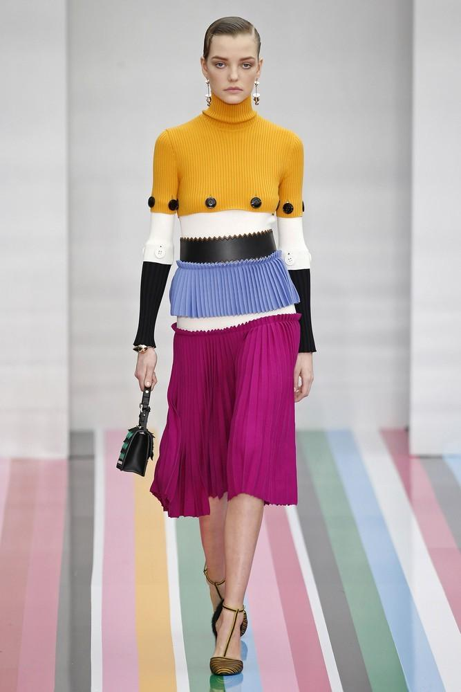 Fashion Week w Mediolanie