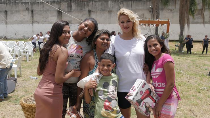 Börtönszépségverseny Brazíliában / Fotó: Northfoto
