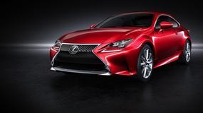 Lexus RC Coupe: Japoński desant