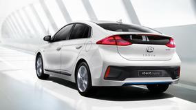 Hyundai IONIQ – pierwsze zdjęcia