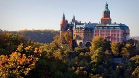 Nocne zwiedzanie zamku w Książu tylko dla ludzi o mocnych nerwach