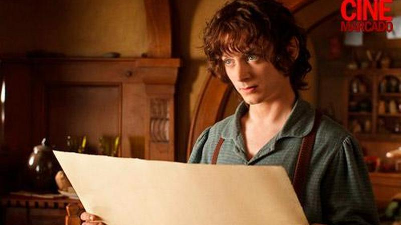 """""""Hobbit: Niezwykła podróż"""" - Elijah Wood jako Frodo Baggins"""
