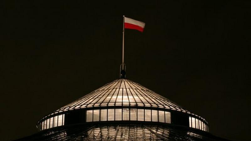 Warszawa, Sejm RP