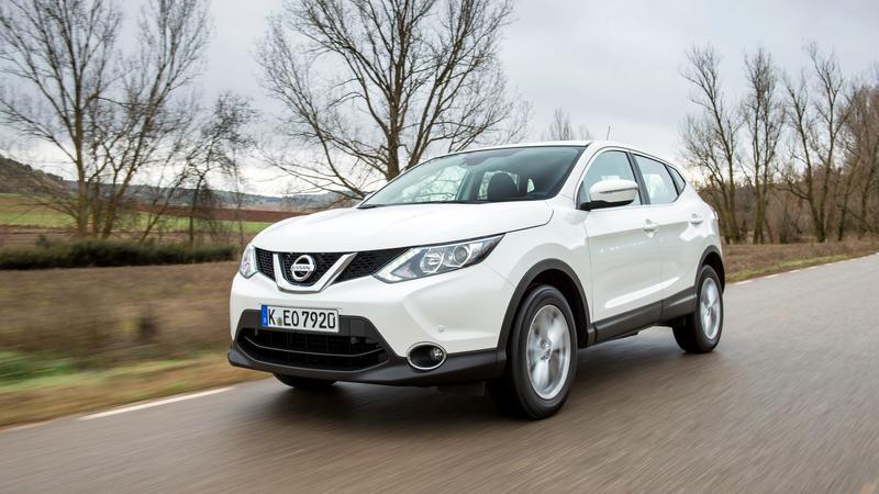 Nissan Qashqai N-Tec - znamy ceny nowego modelu - Moto
