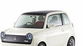 Tokio 2009: Honda EV-N - pojazd elektryczny w stylu retro