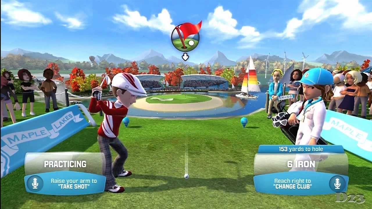 V štúdiu Rare sa podieľal na titule Kinect Sports Season 2.