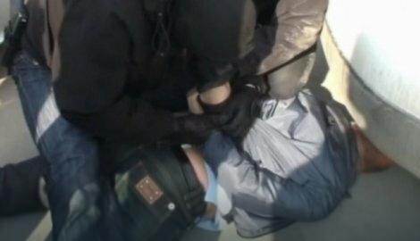 Hapšenje posle provale