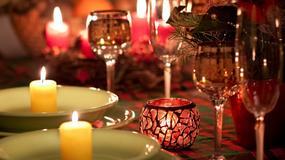 12 pomysłów na świąteczny stół