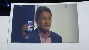 Sony Xperia Z1 - zdjęcia z premiery na targach IFA 2013
